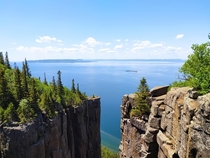 Lake Superior really is something else entirely Sleeping Giant Ontario