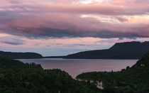 Lake Tarawera New Zealand