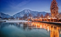 Lake Tegernsee Germany