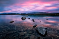 Lake Tekapo New Zealand  by Joshua Zhang
