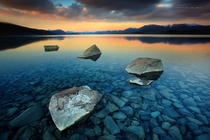 Lake Tekapo New Zealand  photo by Christian Lim