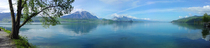 Lake Thun Thunersee Switzerland  x-post rearthporn