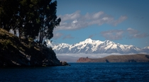 Lake Titicaca Bolivian Side  x