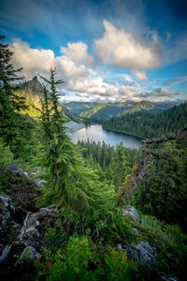Lake Valhalla Washington State Brian Mitchell