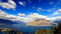 Lake Wakatipu New Zealand - x