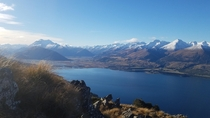 Lake Wakatipu NZ The real Middle Earth