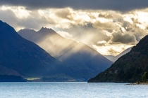 Lake Wakatipu Queenstown New Zealand  by Loc Lagarde x-post rNZPhotos