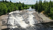 Lampson Falls St Lawrence County NY