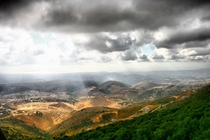 Landscape from Lebanon