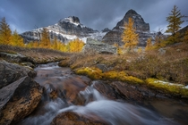 Larch Valley - Banff National Park Photographed by Gavin Hardcastle - Fototripper