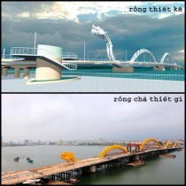 Largest steel dragon bridge in world opens- Da Nang