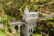 Las Lajas Sanctuary Colombian