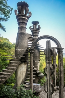 Las Pozas Xilitla Mxico Created by Edward James
