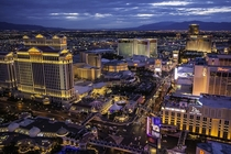 Las Vegas Nevada  by Bill Gracey