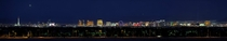 Las Vegas seems to be trending right now Heres the entire strip in one panorama