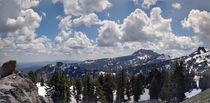 Lassen Volcanic National Park CA USA