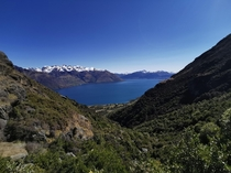 Last day out before I moved halfway around the world Lake Wakatipu Queenstown NZ  OC