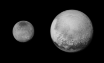 Last images of Pluto and Charon before the flyby