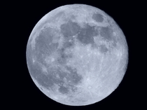 Last Nights Full Moon