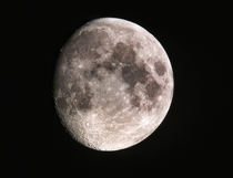 Last nights Moon --