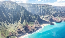 Last time on Kauai we decided to do a plane ride over the Na Pali Coast The weather cooperated OC