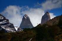 Last year in Torres del Paine Chile