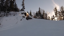 Late Afternoon at Bear Peak