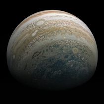 Latest NASA view of Jupiter