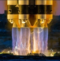 Launch of the Proton-M rocket
