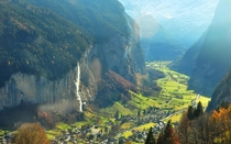 Lauterbrunnen Switzerland xpost rpics