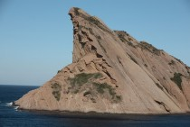 Le Bec de lAigle The Eagles Beak La Ciotat Southern France