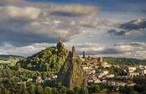 Le Puy-en-Velay commune in the Haute-Loire department Auvergne-Rhne-Alpes region France