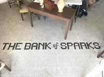 Left since  The Bank of Sparks