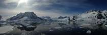 Lemaire Channel Antarctic Peninsula