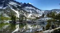 Leprechaun Lake the Enchantments Washington