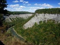 Letchworth State Park The Grand-Canyon of the East OC
