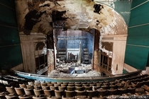 LibertyParamount Theatre Youngstown Ohio Demolished in