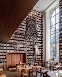 Library in Zurich x