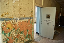 Life is Toxic Abandoned Psychiatric Hospital in the Northeast