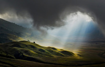 Light From Heaven Photo by Pimpin Nagawan Mount Bromo East Java Indonesia in the morning