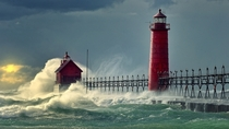 Lighthouse Holland Michigan