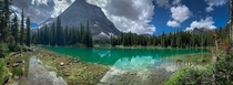 Linda Lake Yoho National Park British Columbia Although Lake OHara is beautiful the other lakes in the immediate area are just as gorgeous and deserve attention as well