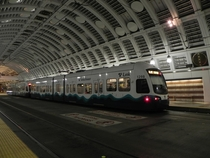 Link light rail is a light rail rapid transit system serving the Seattle metropolitan area in the US state of Washington