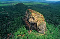 Lions rock - Sri Lanka