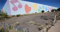 Lisa Frank abandoned factory in Arizona I loved her designs as a kid I wonder what happened Also so much of the stuff left behind could have been donated to childrens hospitals I could see this turning into a  nights at Freddys