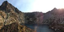 Little America Lake near Downeyville CA one of the most beautiful places Ive been