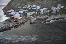 Little Diomede Island Alaska Westernmost Town in the United States