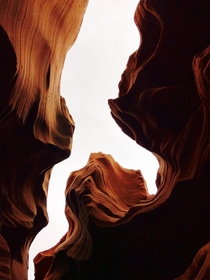 Little Italy Antelope Canyon Arizona USA