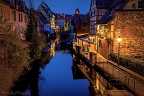 Little Venice - picturesque Colmar France  by Etienne Ruff x-post rFrancePics