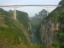 Liuguanghe Beam Bridge Guizhou